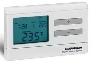 Poza Termostat de ambient cu fir COMPUTHERM Q7
